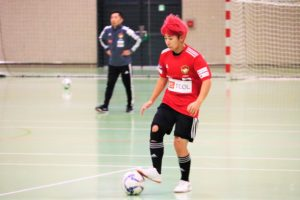 photo of Keeping the ball in futsal