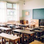 photo of elementary school classrooms