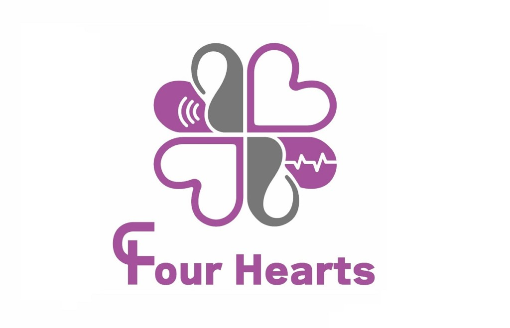 4hearts symbol mark