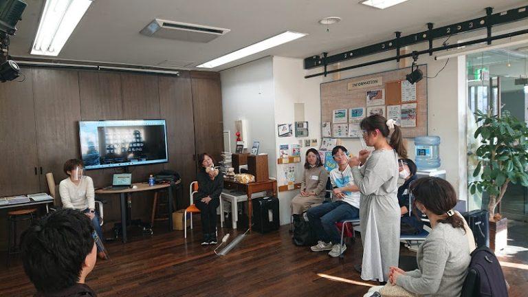 Mimikoko cafe opening photo