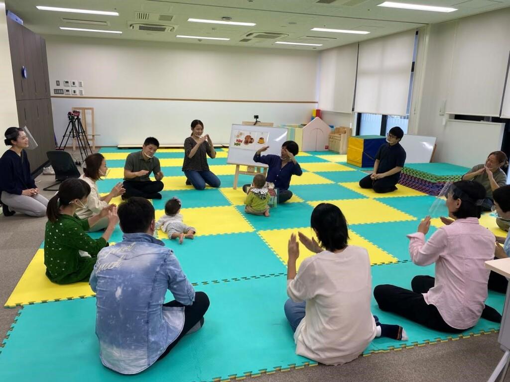 Baby classroom photo
