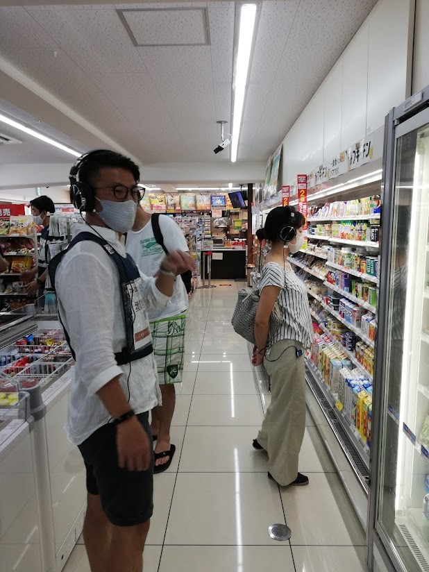 Product selection at convenience stores