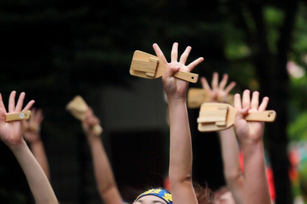 Photo of Yosakoi Dance Hand