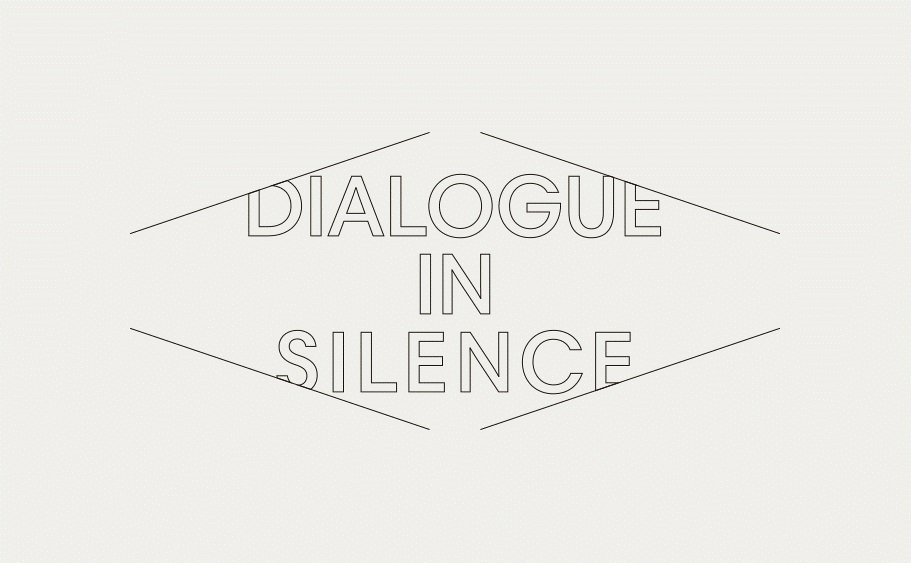Dialog in the silent logo photo